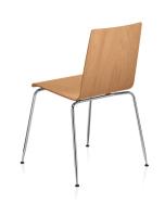 Sedus meet chair 226 - Holz-Besucherstuhl - Vierbeiner -...