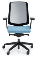 Profim - Light Up Net 250 - Bürodrehstuhl - schwarz