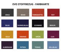 PROFIm - Violle 131 SFL - Bürodrehstuhl - Stoffbezug - Polsterrückenlehne - Nackenstütze
