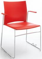 Profim - Ariz - Besucherstuhl - 550V - Kunststoff