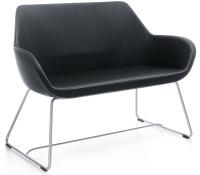 Profim - Fan - 2-Sitzer - Stoffbezug