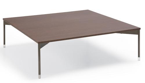 Profim -  Chic - CS40 - Quadrattisch - niedrig - 800 mm