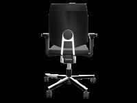 Sedus Black Dot 100 - normal hohe Rückenlehne - Aluminiumfuß