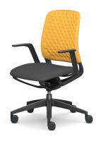 Sedus se:motion - cooler Bürodrehstuhl - Airknitbezug