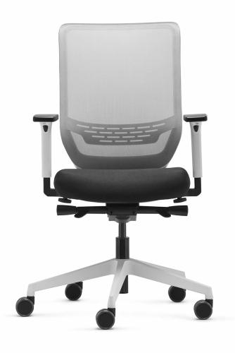 Trend Office Bürostuhl to-sync 9242 Mesh white pro (SY2)
