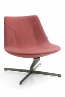 Profim Chic Lounge Sessel A20F Stoffbezug