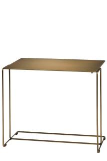 matt-pulverbeschichtet bronze