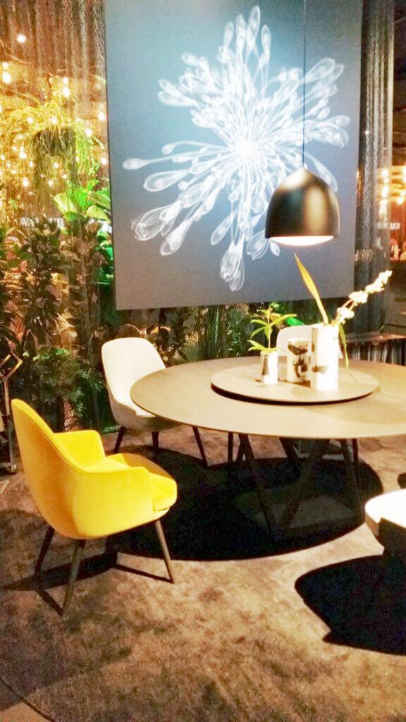 m belmesse in mailand salone del mobile 2018 steinmetz einrichtungen. Black Bedroom Furniture Sets. Home Design Ideas