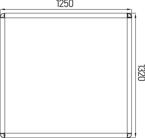 Smartphone Box Grundriss