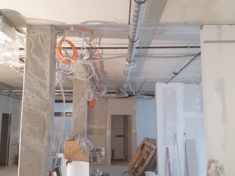 Baubetreuung Praxisneubau