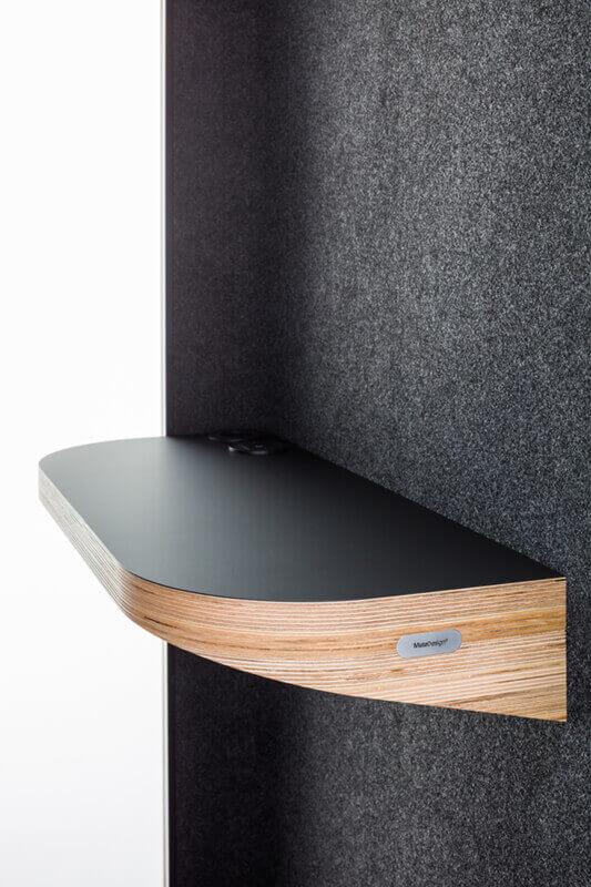 MuteDesign Ablageboard Space S