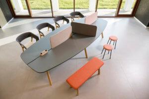 Kuch+Co Creva Desk 6800