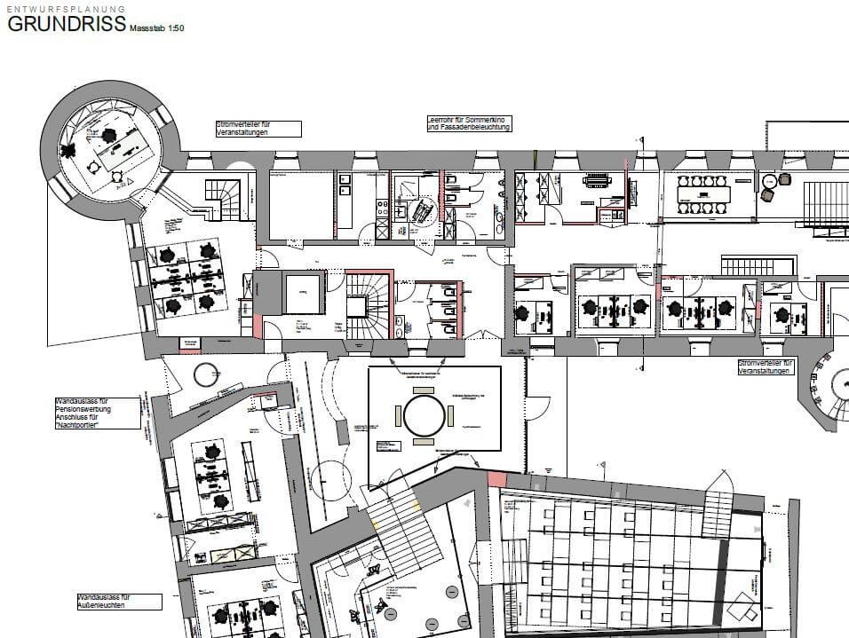 Innenraumfachplanung